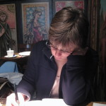 photograph of Writer Corina Duyn