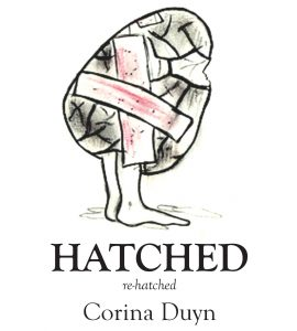 Cover of Hatche e-book from Corina Duyn's book shop