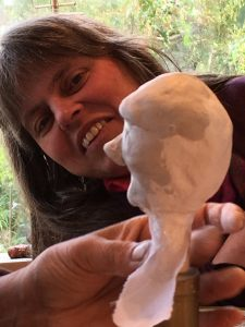 Puppetry making classes by Corina Duyn at Little Wings Studio